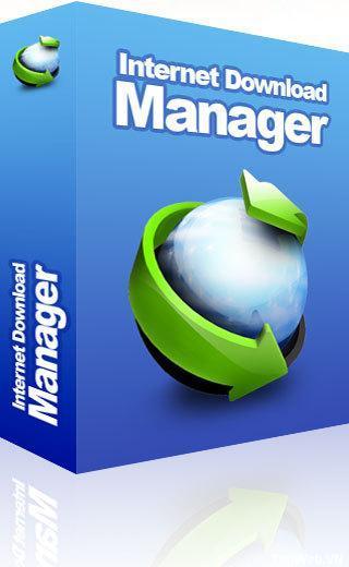 Download Internet Download Manager - Phần mềm hỗ trợ