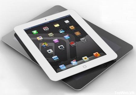 LG chuẩn bị sản xuất màn hình iPad 7,85 inch