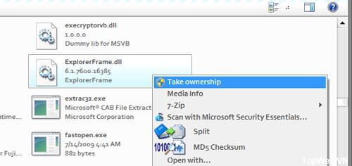 Hướng dẫn chi tiết cách cài giao diện cho Windows 7