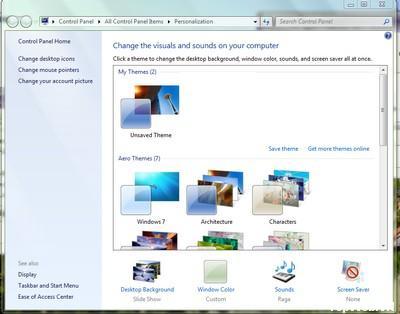 Phần mềm tự động thay đổi hình nền desktop