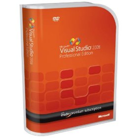 Download Visual Studio 2008 Professional Edition bản Full + Crack