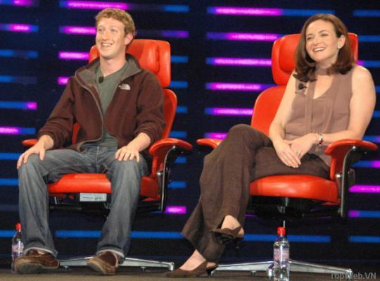Sheryl Sandberg: Nữ tướng của Facebook