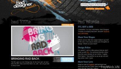 Top giao diện website thương mại điện tử đẹp (P1)