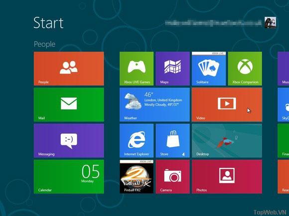 Tổng hợp một số thủ thuật cho Windows 8 (Phần 1)