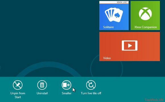 Tổng hợp một số thủ thuật cho Windows 8 (Phần 2)