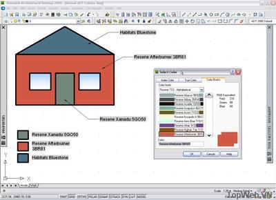 Download  AutoCAD 2009 - Công cụ hỗ trợ vẽ kĩ thuật