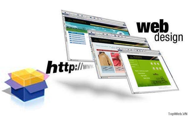 Thiết kế web và đối tượng khách hàng
