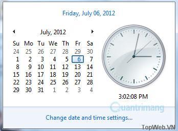 5 khám phá thú vị về đồng hồ trong Windows