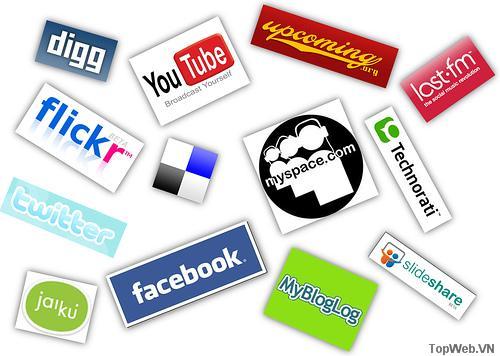 Phát triển danh sách email qua mạng xã hội