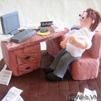 Cách bảo vệ sức khỏe khi dùng máy tính