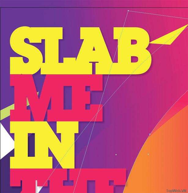 Thực hiện một poster ấn tượng với font chữ Slab-Serif
