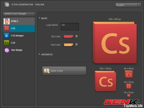 Tạo icon tuyệt đẹp theo phong cách Adobe