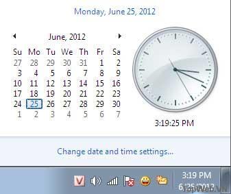 Hướng dẫn bổ sung thêm đồng hồ và múi giờ vào thanh Taskbar trong Windows