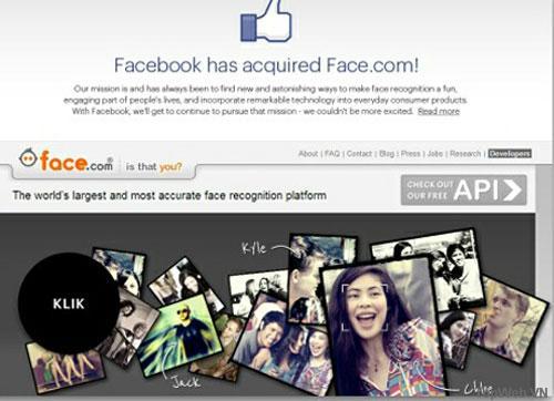 Cách tắt tính năng nhận diện khuôn mặt trên Facebook
