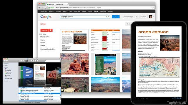4 lý do Google Drive 'ăn đứt' Microsoft SkyDrive