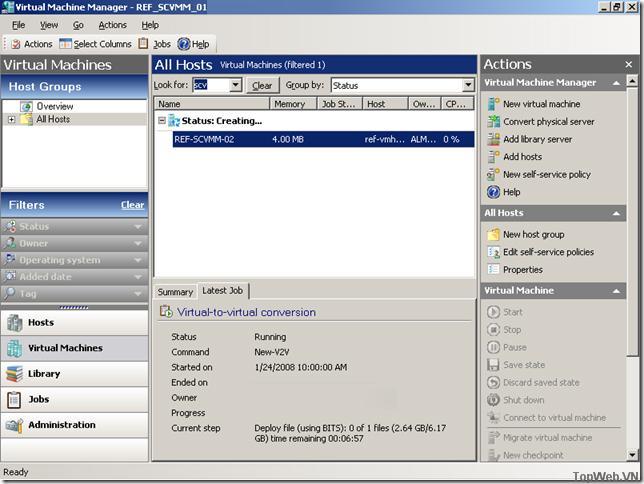 4 giải pháp phần mềm ảo hóa miễn phí trên Windows
