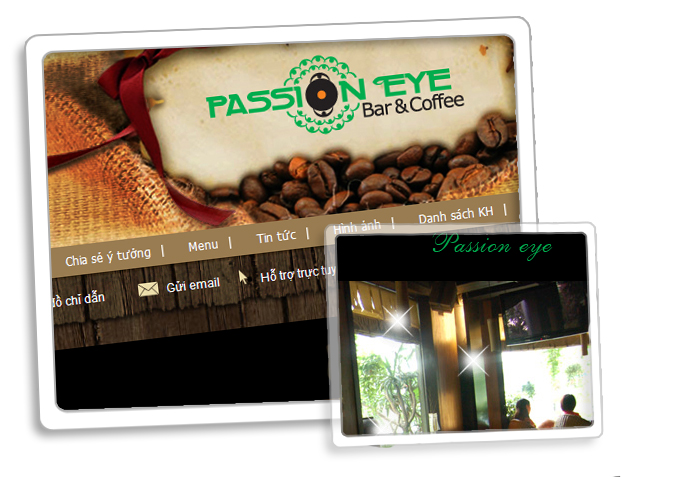 Passion EYE BAR and COFFEE