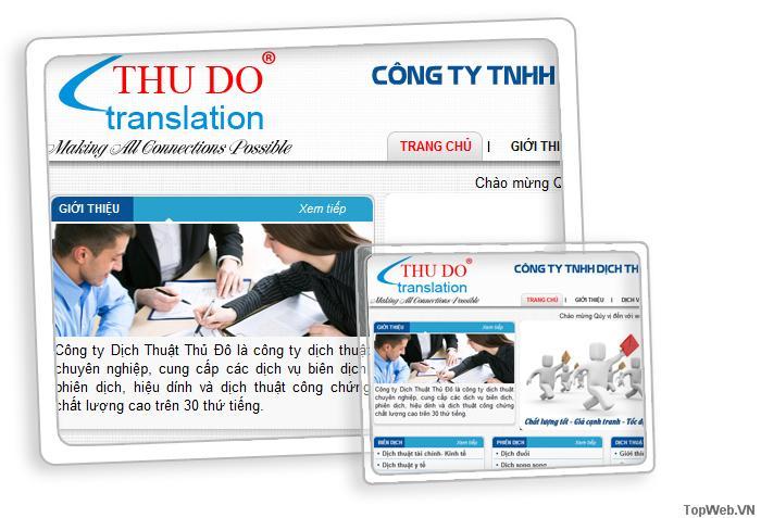 Công Ty TNHH Dịch Thuật Thủ Đô