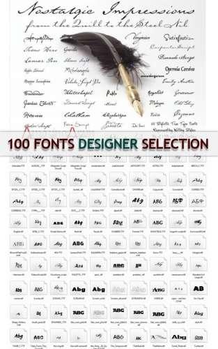 Tuyển tập 100 font chữ đẹp để thiết kế web