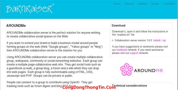 Code thiết kế web mạng xã hội miễn phí