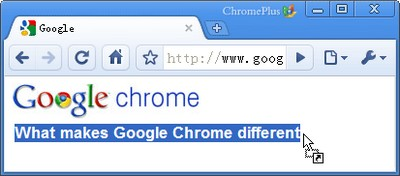 chrome-plus