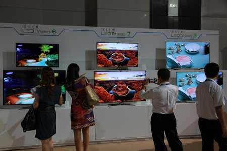 Cận cảnh loạt sản phẩm ấn tượng tại Samsung SEA Forum Tin tức - Tin